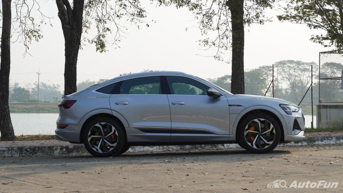 2020 Audi E Tron Sportback 55 quattro S line Exterior 004