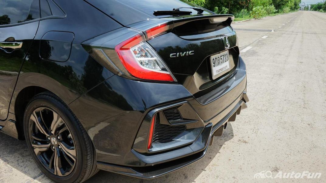 2020 Honda Civic 1.5 Turbo RS Exterior 053