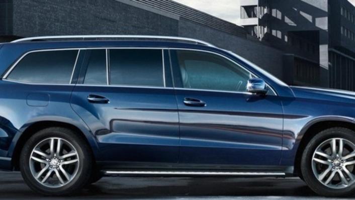 Mercedes-Benz GL-Class 2020 Exterior 007