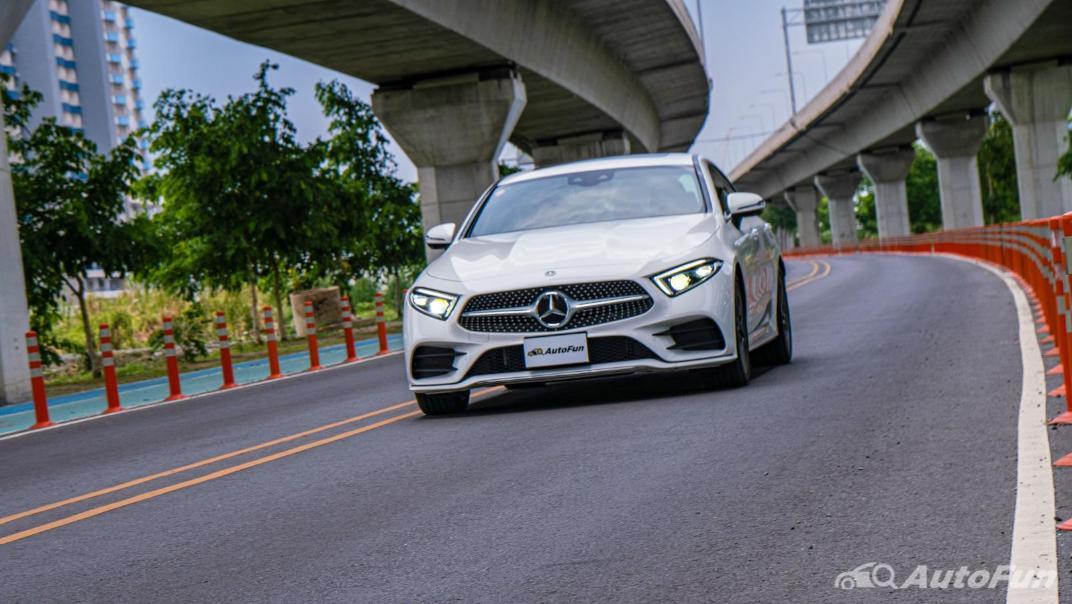 2021 Mercedes-Benz CLS 220 d AMG Premium Exterior 054