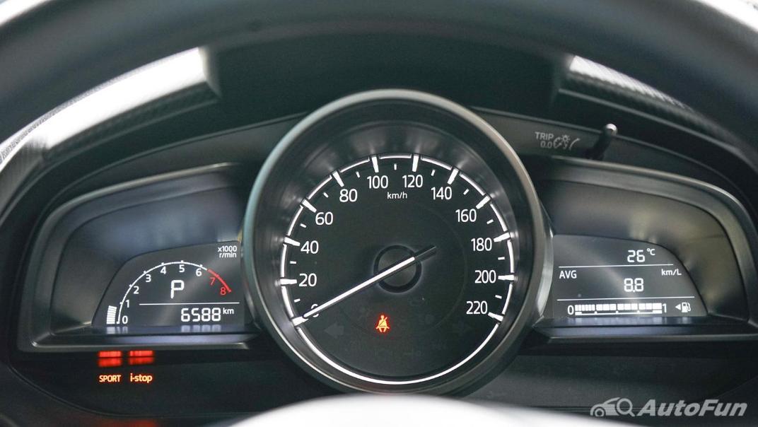 2020 Mazda CX-3 2.0 Base Interior 010