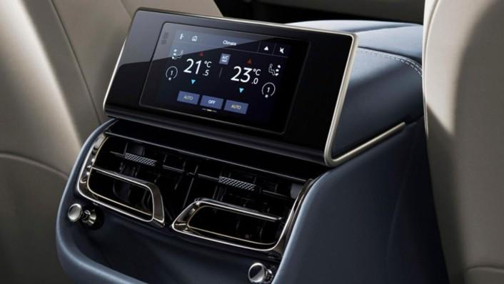 Bentley Flying Spur 2020 Interior 006