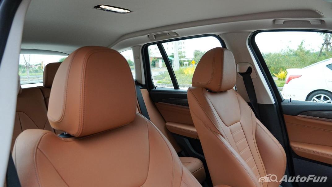 2020 BMW X3 2.0 xDrive20d M Sport Interior 052
