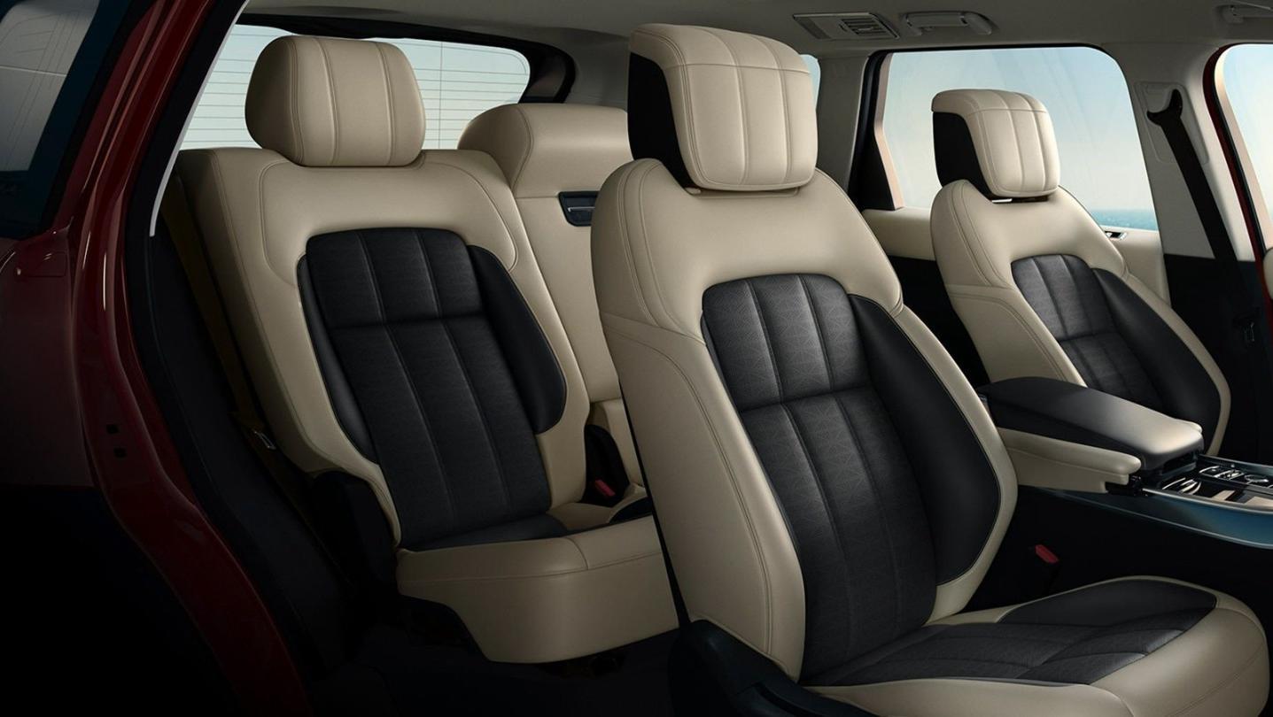 Land Rover Range Rover Sport 2020 Interior 014