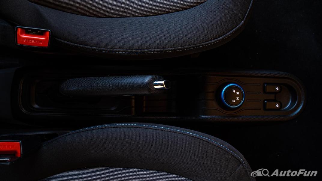 2020 Wuling Mini EV Interior 016