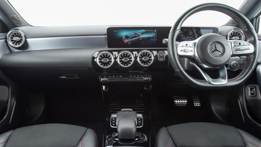 2021 Mercedes-Benz A-Class A 200 AMG Dynamic Interior 002