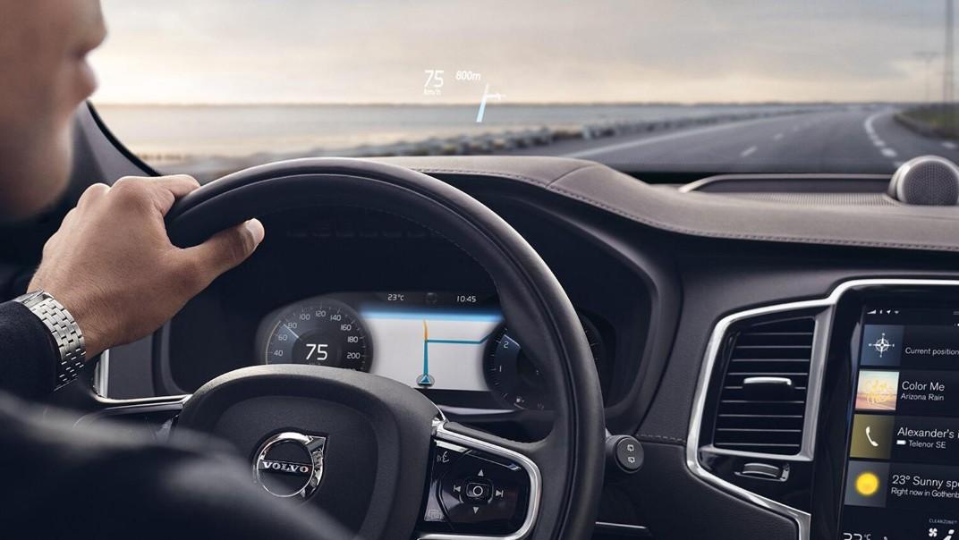 Volvo XC 90 2020 Interior 004