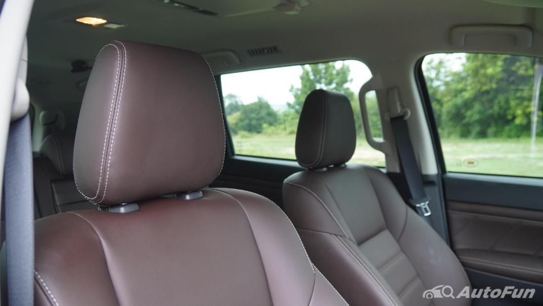 2020 Mitsubishi Pajero Sport 2.4D GT Premium 4WD Elite Edition Interior 036