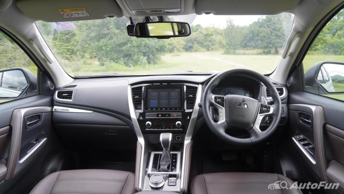 2020 Mitsubishi Pajero Sport 2.4D GT Premium 4WD Elite Edition Interior 001