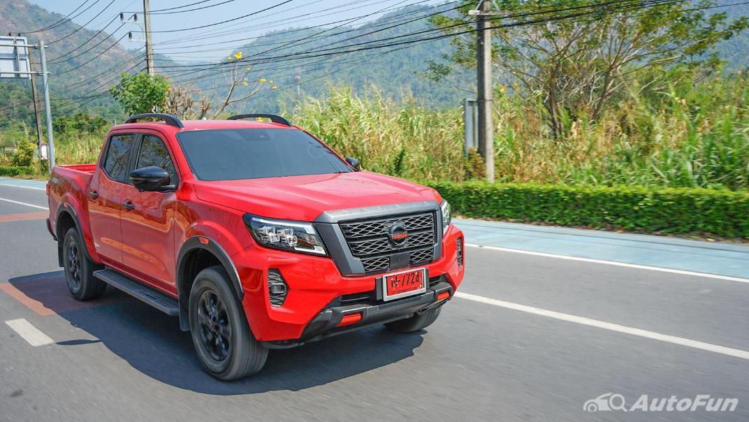2021 Nissan Navara PRO-4X Exterior 053