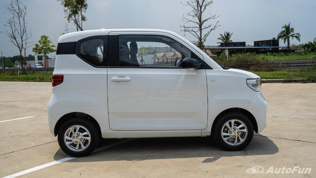 2020 Wuling Mini EV Exterior 004