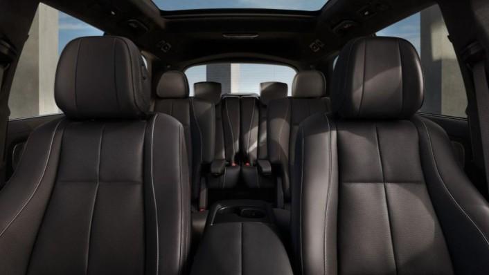 Mercedes-Benz GLS-Class 2020 Interior 004