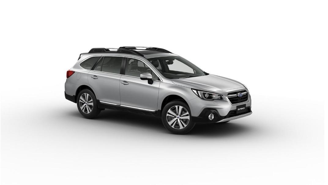 Subaru Outback 2.5i-S Exterior 008