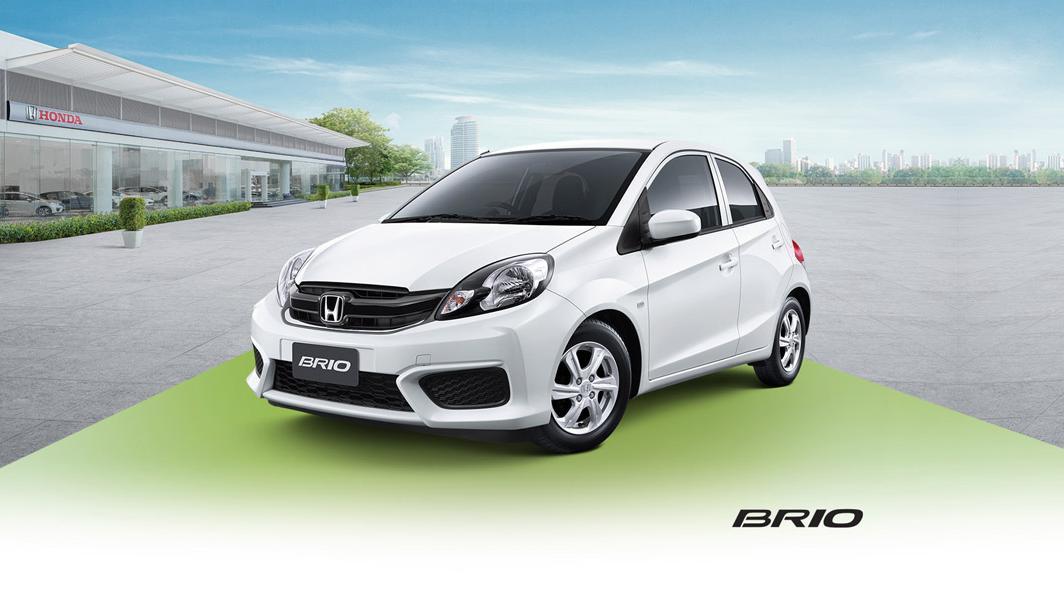 Honda Brio 2020 Exterior 002