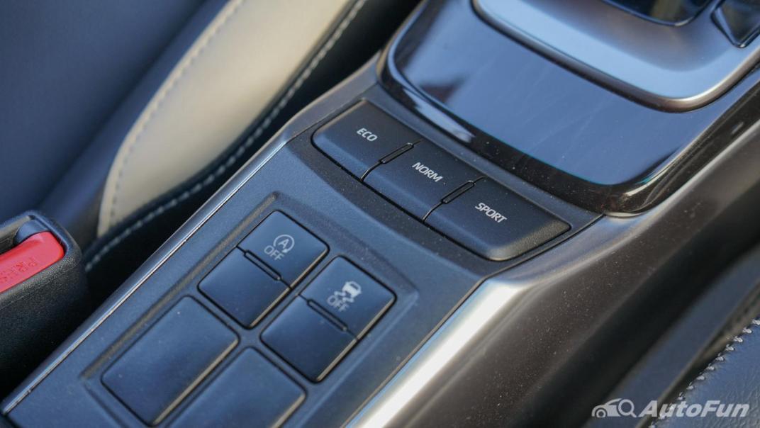 2020 Toyota Fortuner 2.8 Legender 4WD Interior 029