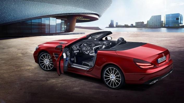 Mercedes-Benz Sl Roadster 2020 Exterior 007