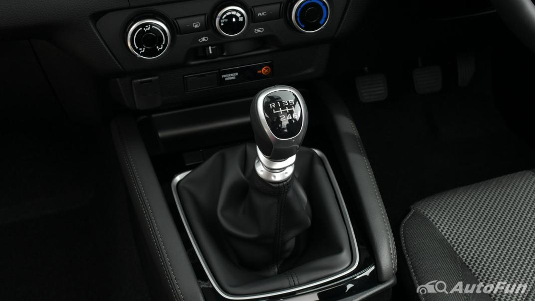 Mazda BT-50 Pro 2021 Interior 043
