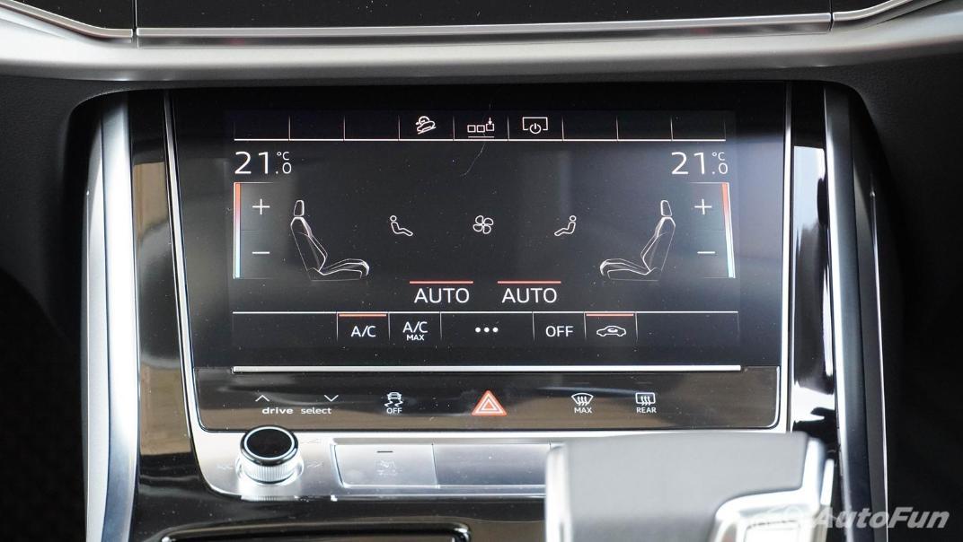 2020 Audi Q7 3.0 45 TDI Quattro Interior 016