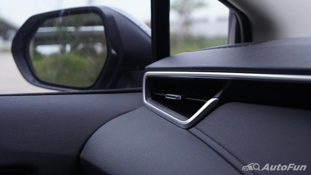 2021 Toyota Corolla Altis 1.8 Sport Interior 017