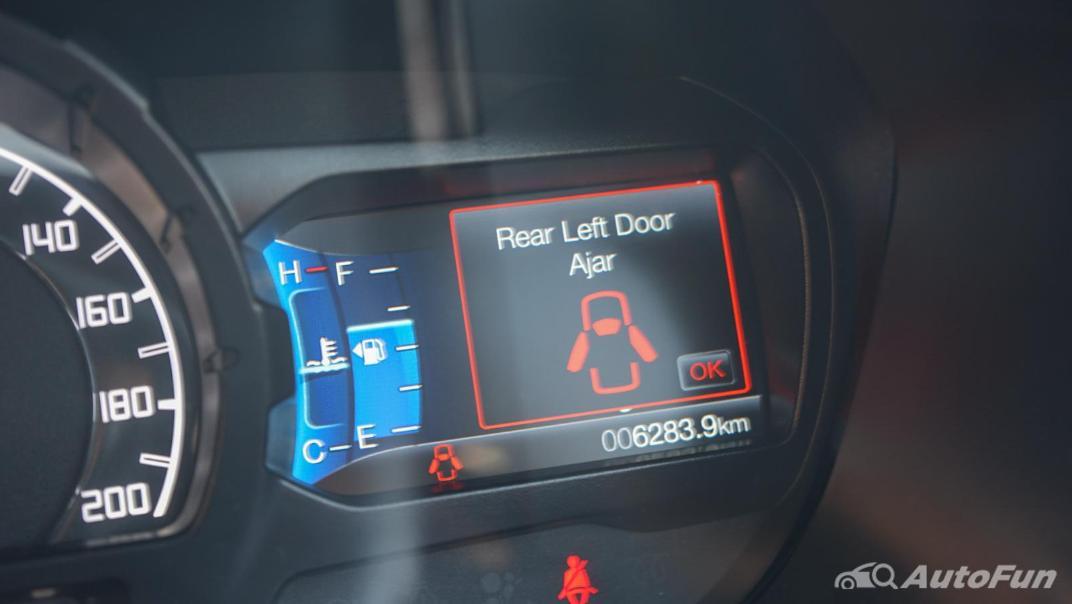 2020 Ford Ranger Double Cab 2.0L Turbo Wildtrak Hi-Rider 10AT Interior 015