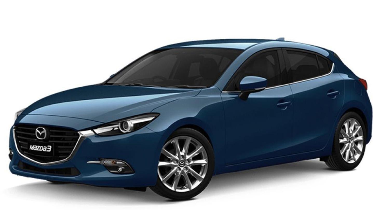 Mazda 3 Fastback 2020 Others 007