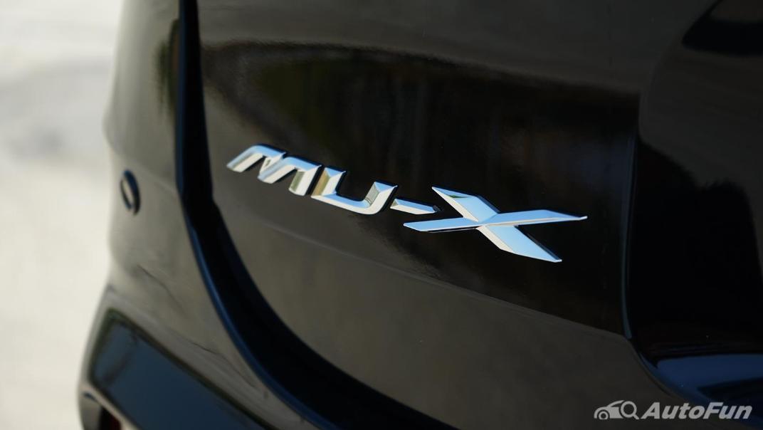 2021 Isuzu MU-X Ultimate 3.0 AT 4x4 Exterior 021
