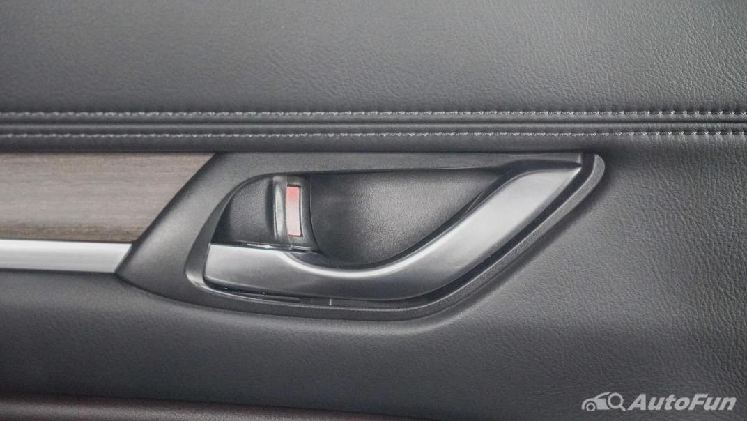 2020 Mazda CX-8 2.5 Skyactiv-G SP Interior 066