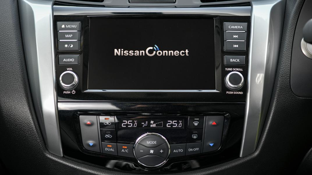 Nissan Navara 2021 Interior 028