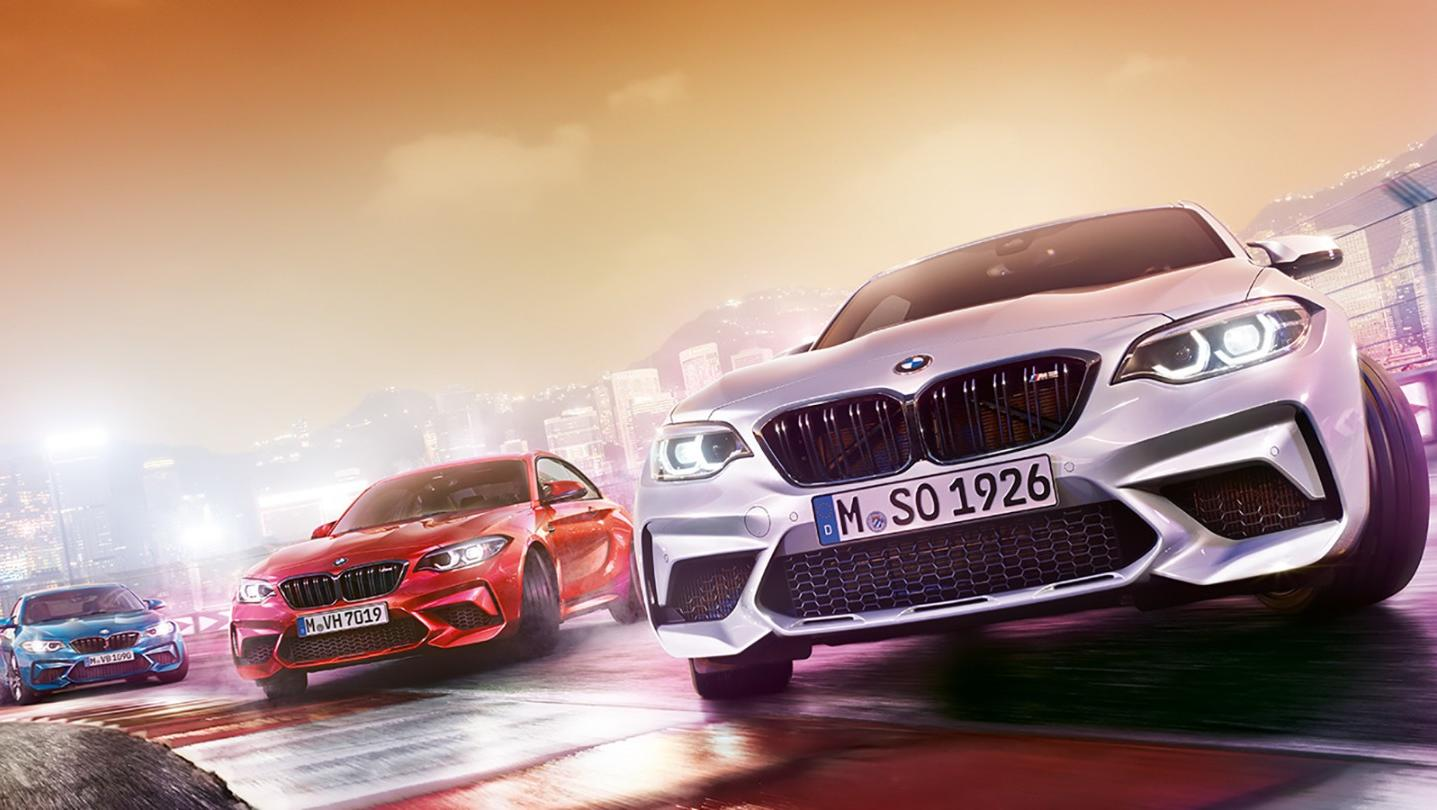 BMW M2-Coupe 2020 Exterior 004