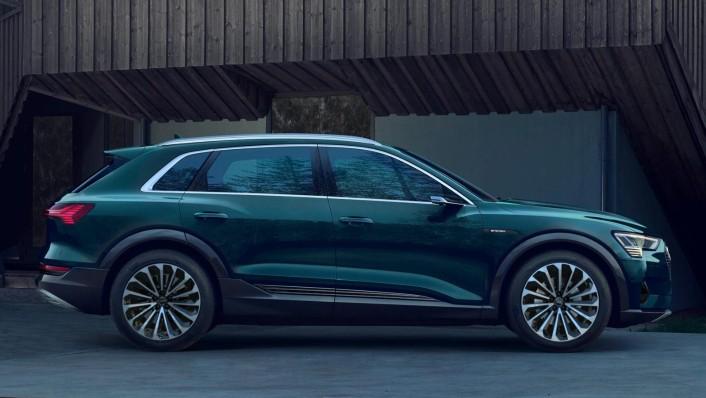 Audi E Tron 2020 Exterior 005