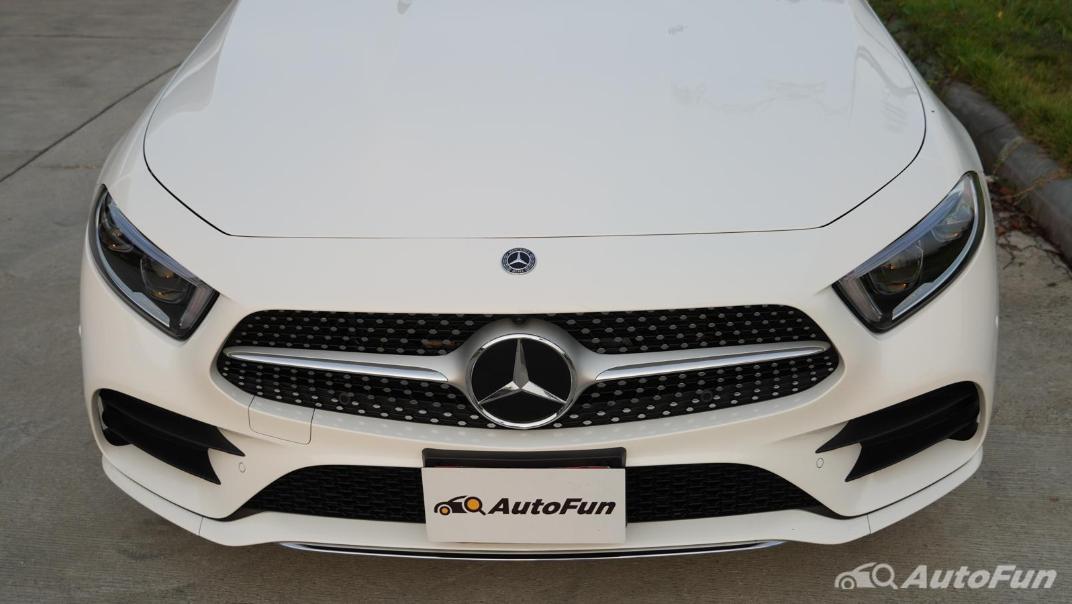 2021 Mercedes-Benz CLS 220 d AMG Premium Exterior 011