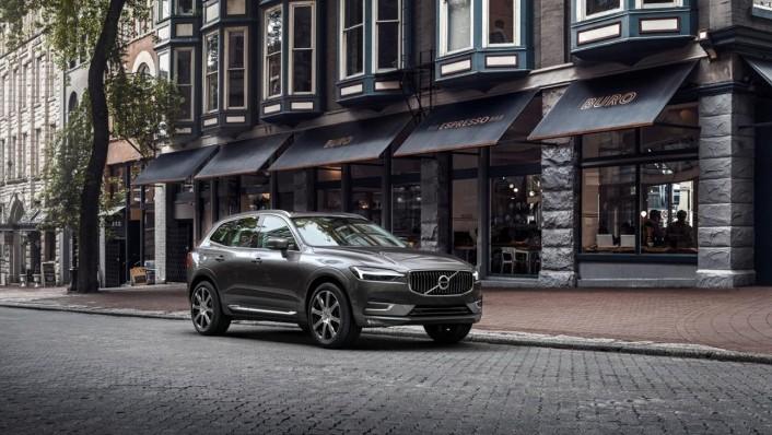 Volvo XC 60 Public 2020 Exterior 001