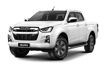 Isuzu D-Max 4 Door