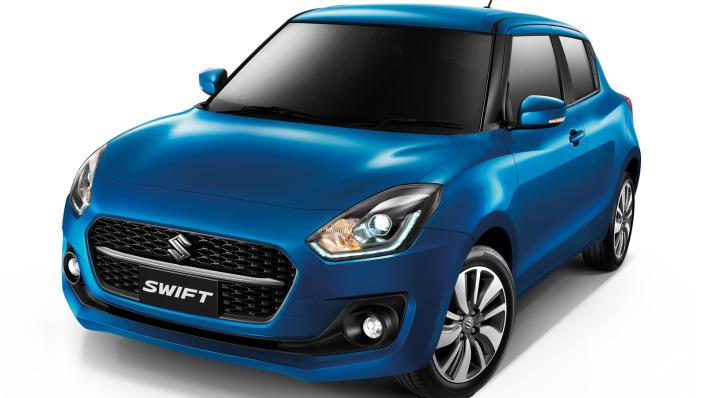 2021 Suzuki Swift Exterior 001