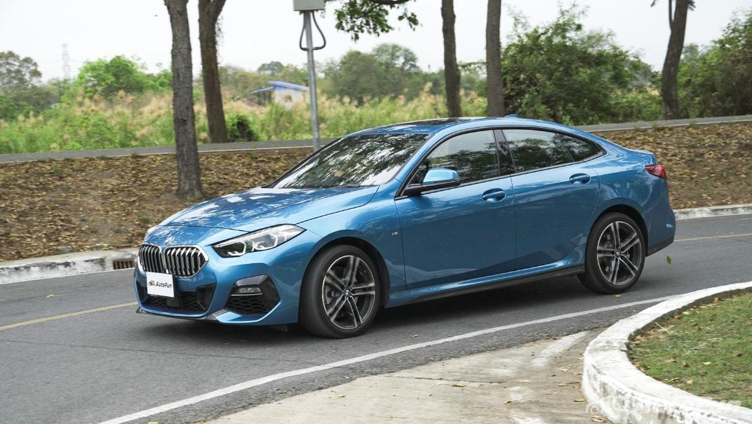 2021 BMW 2 Series Gran Coupe 220i M Sport Exterior 079