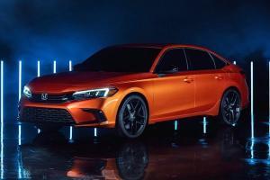 2022 Honda Civic เตรียมเปิดตัวปีหน้า! จะสู้คู่แข่ง Toyota Altis ได้ไหม?