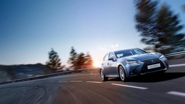 Lexus GS Public 2020 Exterior 005