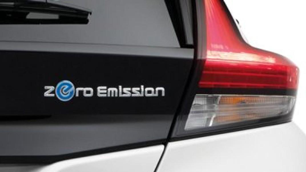 Nissan Leaf 2020 Exterior 011