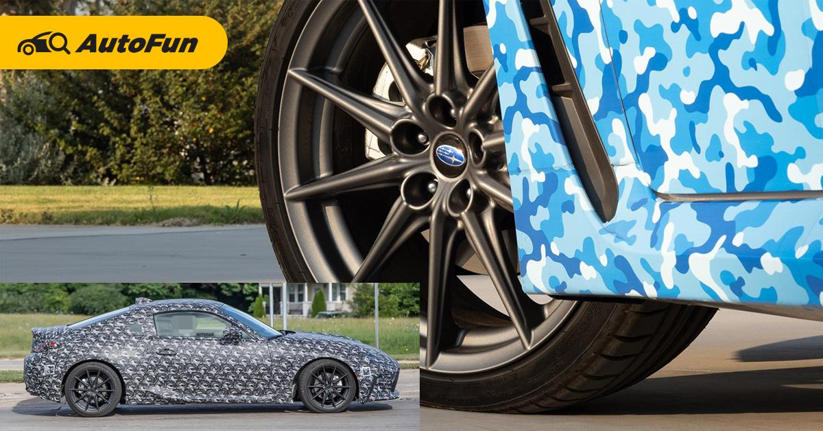 เร็วกว่าที่คิด! All-New 2021 Subaru BRZ เตรียมเผยโฉมภายในปีนี้ สวยและแรงกว่าเดิม? 01