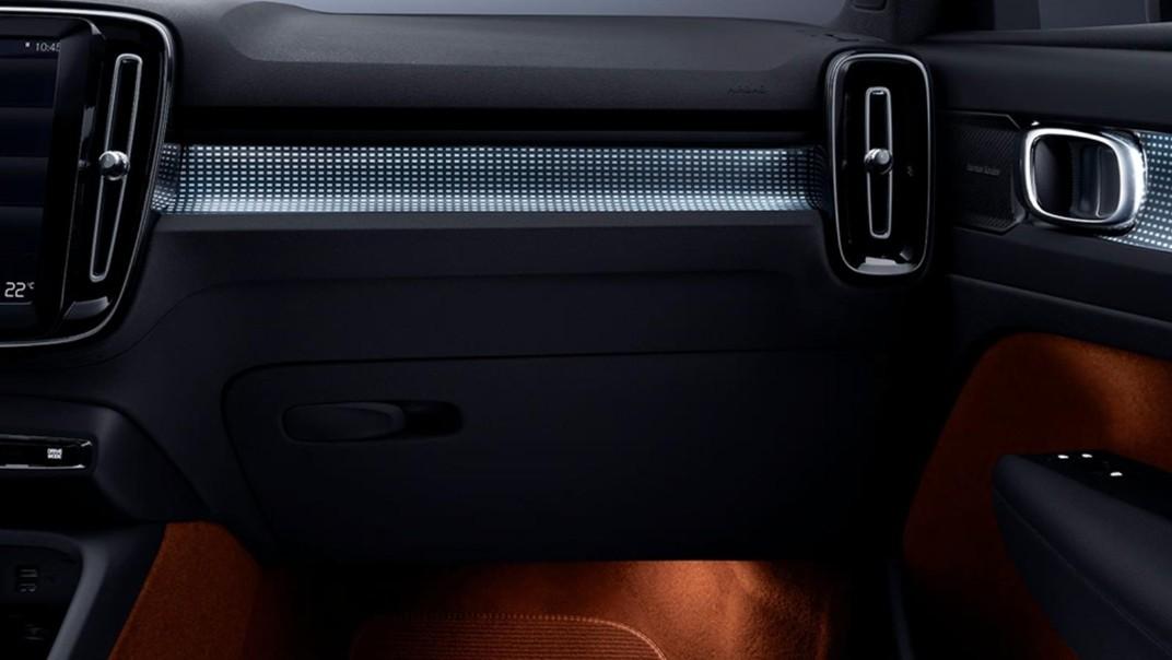 Volvo XC 40 2020 Interior 016