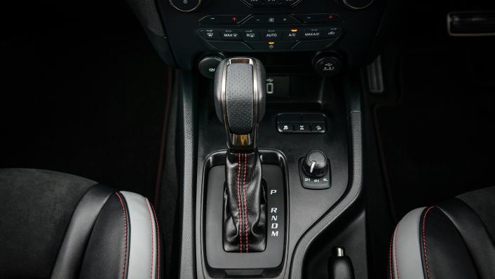 2021 Ford Ranger Raptor X Interior 005