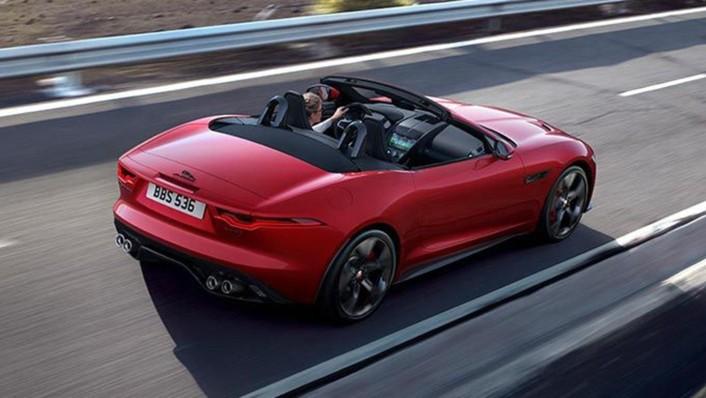 Jaguar F-Type Public 2020 Exterior 003