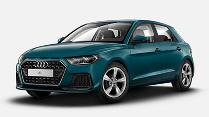 Audi A1 Sportback 2020 Exterior 004
