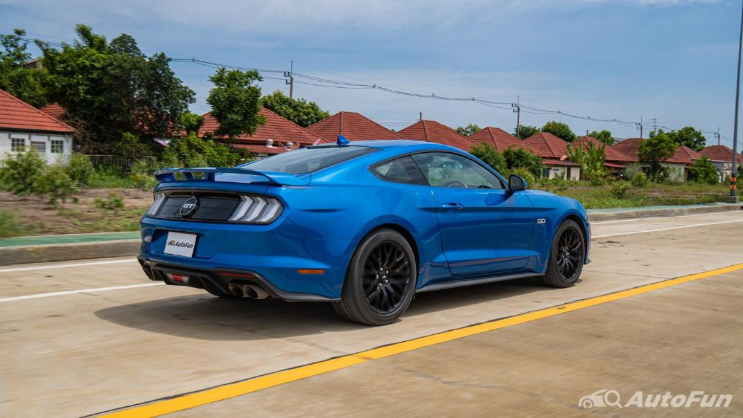 2020 Ford Mustang 5.0L GT Exterior 051