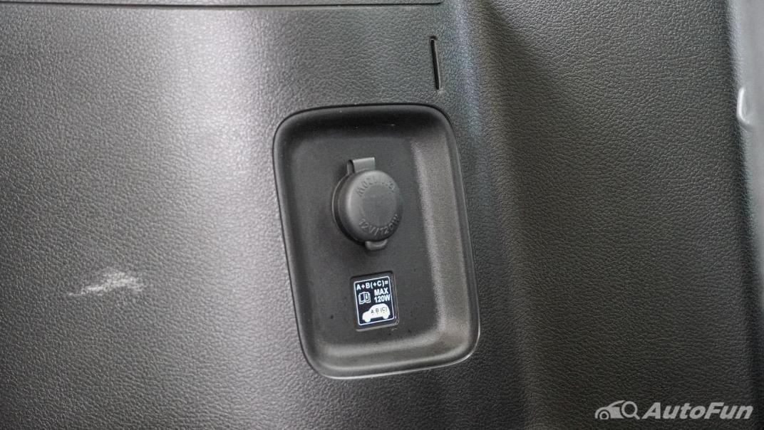 2020 1.5 Suzuki XL7 GLX Interior 044