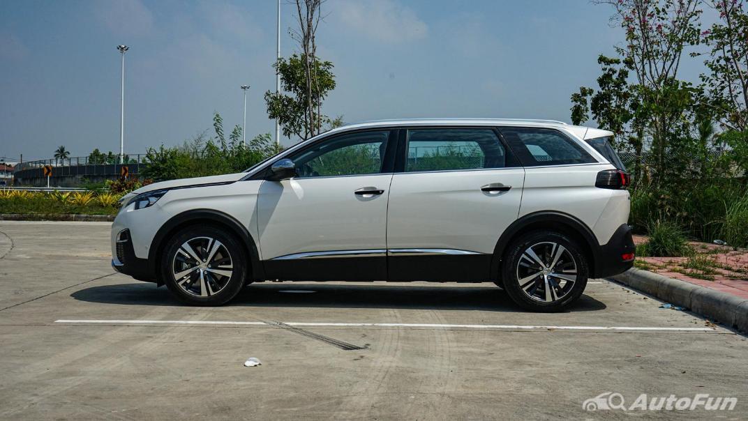 2020 Peugeot 5008 1.6 Allure Exterior 005