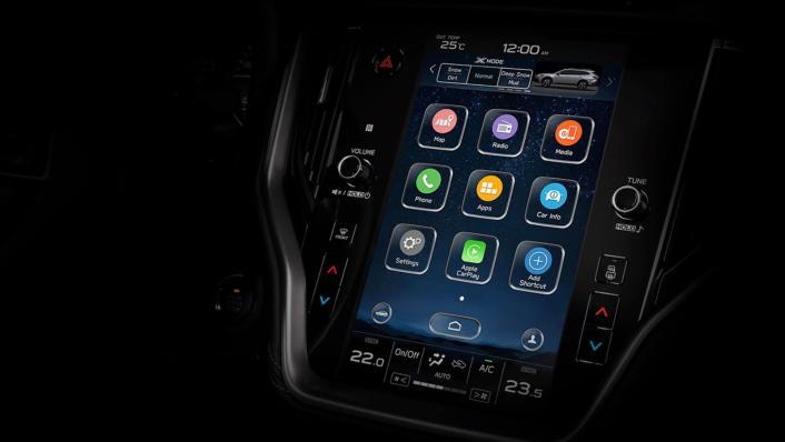 2021 Subaru Outback 2.5i-T EyeSight Interior 002