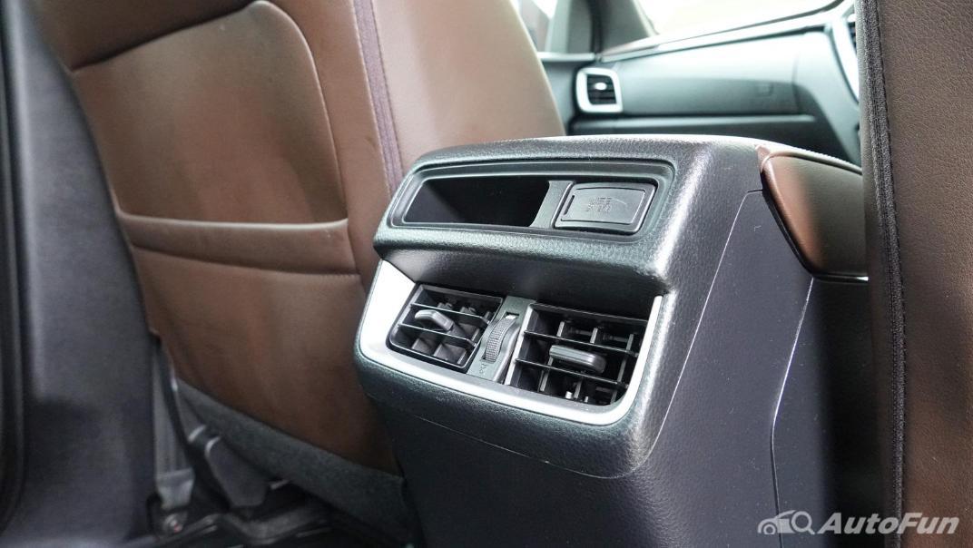 2020 Isuzu D-Max 4 Door V-Cross 3.0 Ddi M AT Interior 051