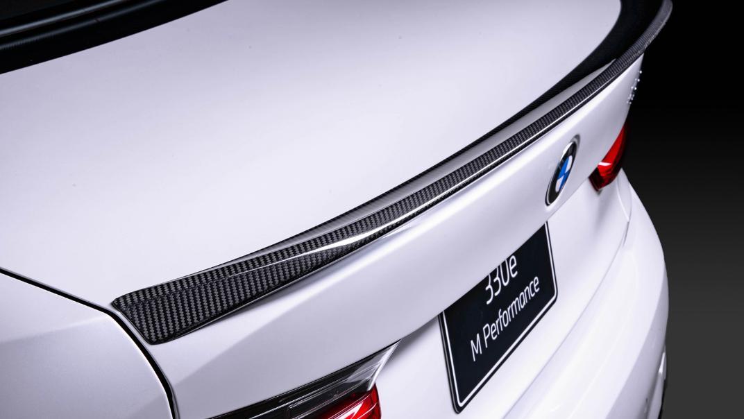 2021 BMW 3 Series Sedan 330e M Sport Exterior 006