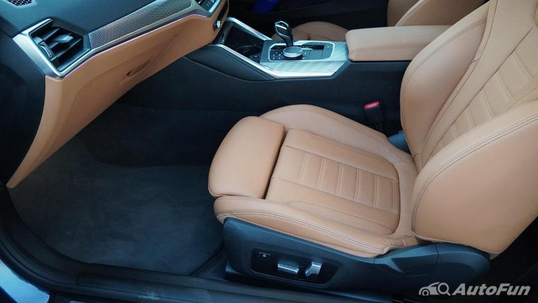 2020 BMW 4 Series Coupe 2.0 430i M Sport Interior 039